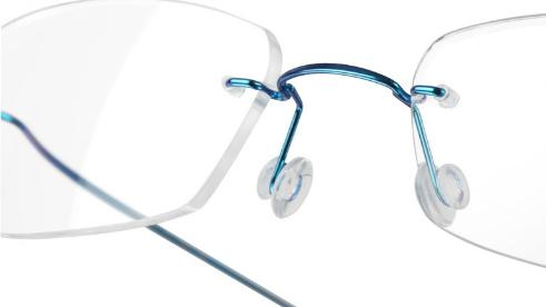Očala Minima modra