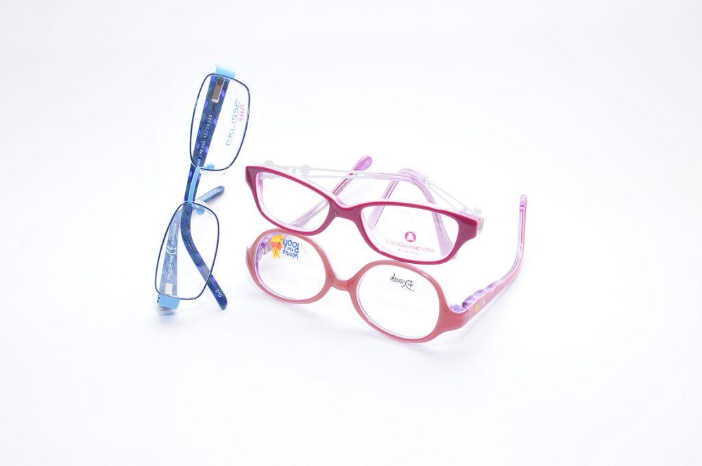 Otroška korekcijska očala
