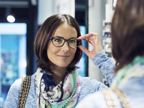 Rešitev so rezervna očala
