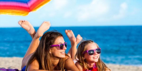UV zaščita in sončna očala