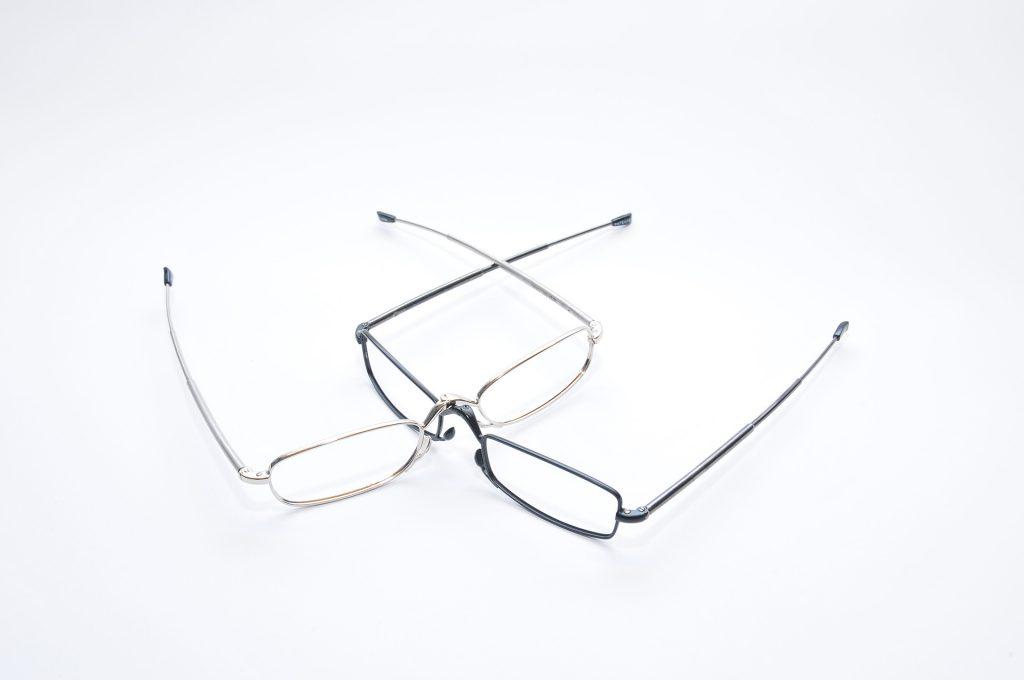 Zložljiva očala