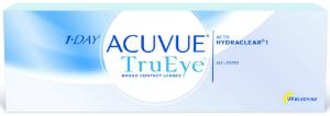 Enodnevne kontaktne leče 1-Day Acuvue Trueye