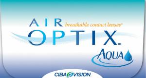 Kontaktne leče Air Optix Aqua