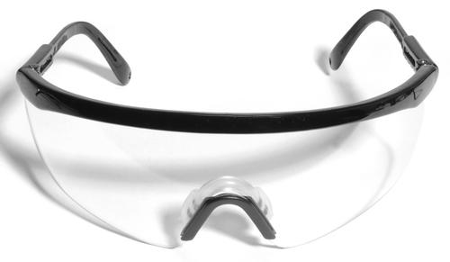Prozorna zaščitna očala