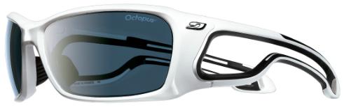 Športno ukrivljena sončna očala z dioptrijo