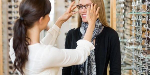 Pravilna izbira očal