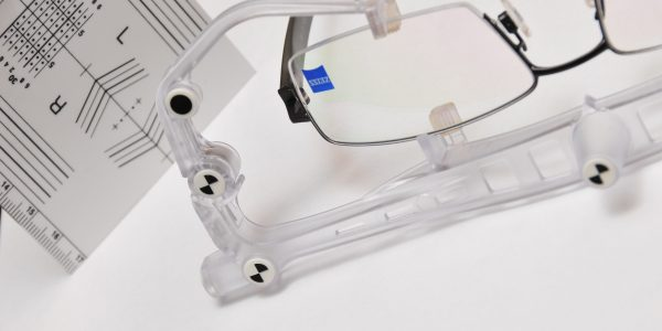 Merilni okvir za očala