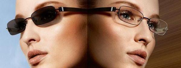 Foto občutljiva očala