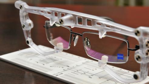 Merjenje očesnih podatkov