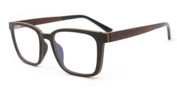 Očala iz ebenovine