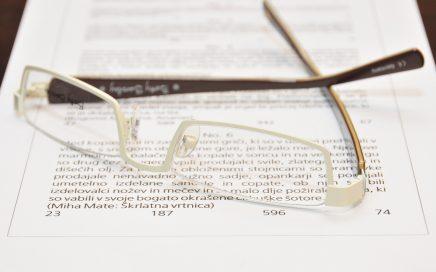 Bralna očala