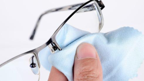 Čiščenje očal