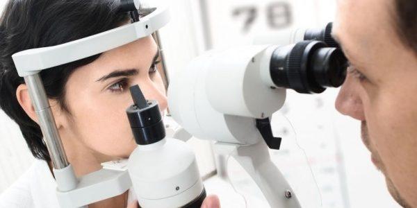 Pregled za kontaktne leče