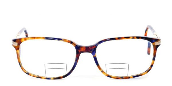 Trifokalna ali trožariščna očala z tremi žarišči